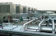 增城恒大酒店空气源热泵热水工程