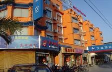 九亭大街汉庭酒店热泵工程