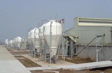 上海恒健农牧养猪场热泵工程