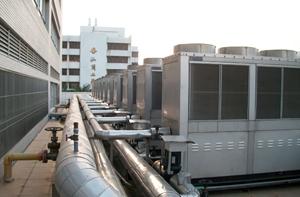 汕头大学医学院第一附属医院热泵工程