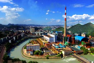贵州遵义电厂热泵工程
