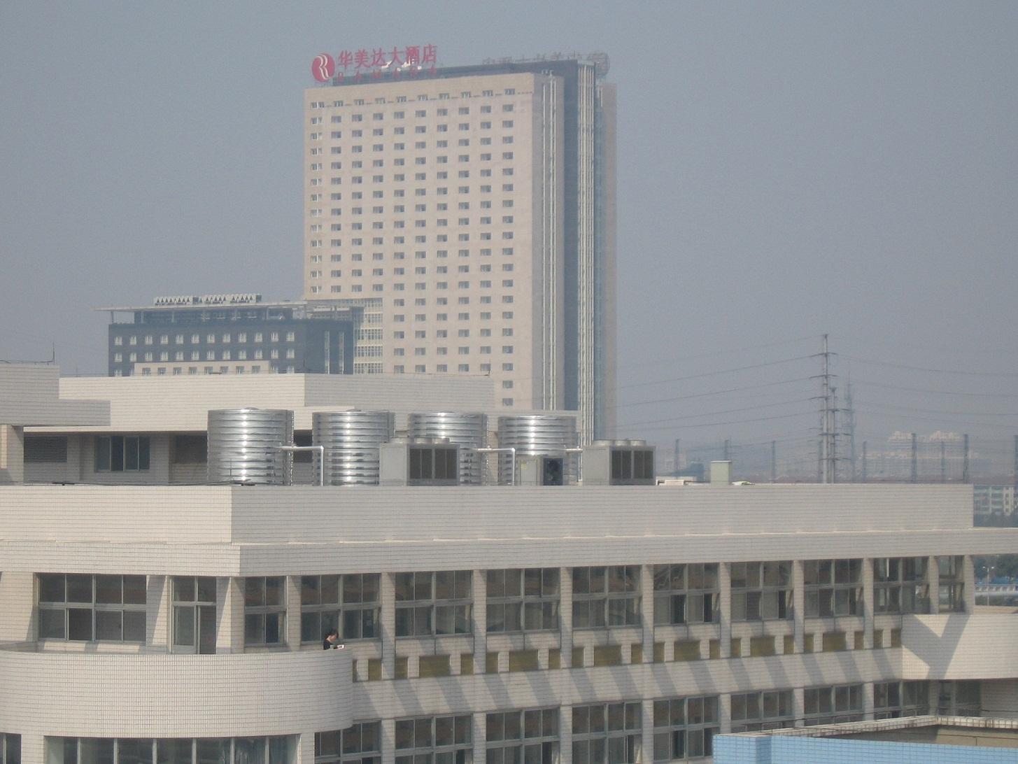 昆山精诚电子厂热泵工程
