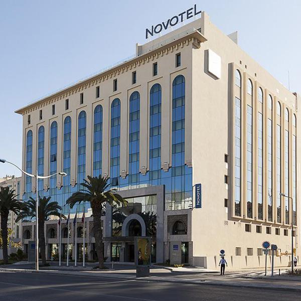 印尼NOVOTEL酒店热泵工程