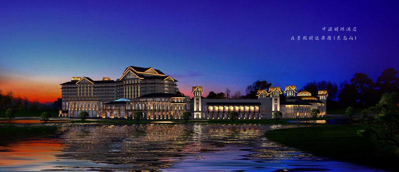 中源明珠大酒店热泵工程